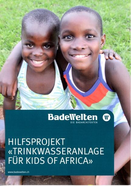 Dr. Burkhard Varnholt. Kids of Africa – Die nächste Herausforderung