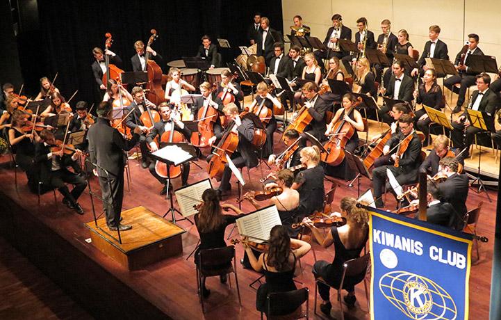 Konzert des Jugend Sinfonieorchesters Zürich