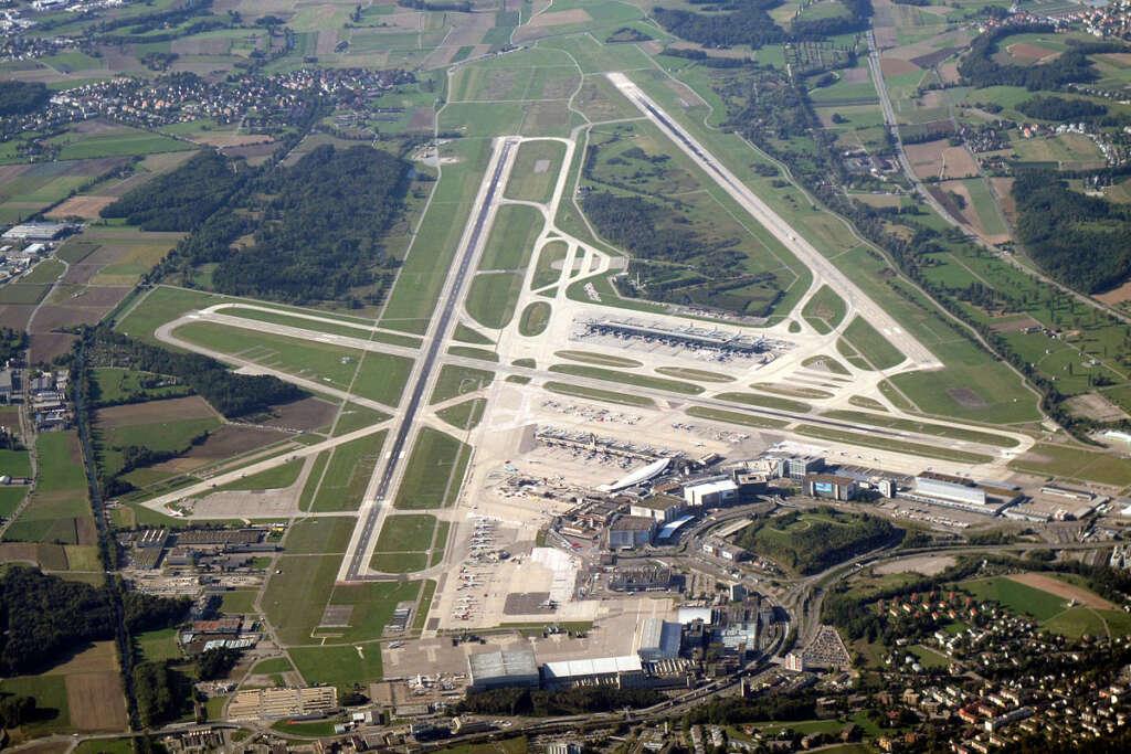 Flughafen Zürich im Spannungsfeld der Interessen – Joana Filippi