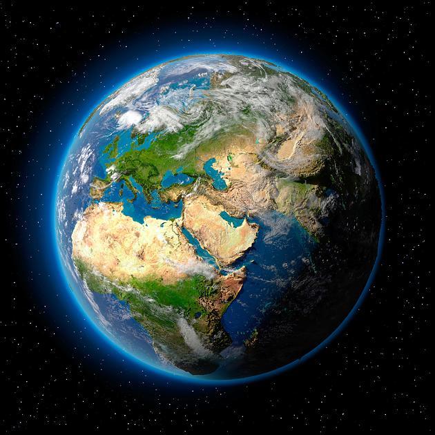Endliche Erde – Eugen Haltiner