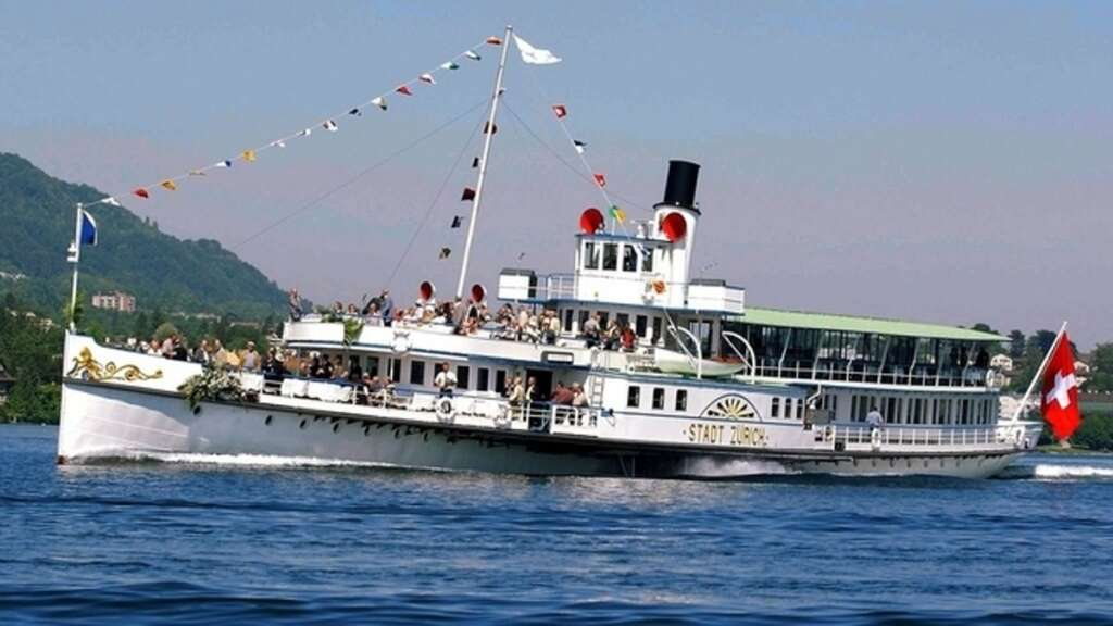 Kleine Rundfahrt Zürichsee
