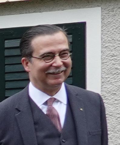 ein neues Mitglied stellt sich vor – Reto Salis Gross
